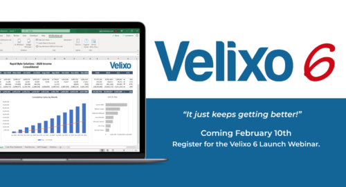 Velixo 6 For Acumatica, MYOB Advanced and CEGID